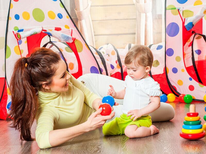Estimulación temprana: fortaleciendo el vínculo afectivo